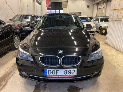 begagnad BMW 520 d Touring Automat Advantage 177hk