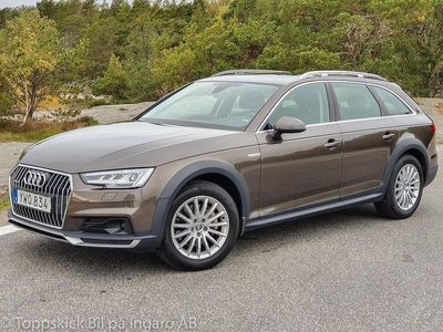 begagnad Audi A4 Allroad 2,0TDi Evolution Led-Matrix
