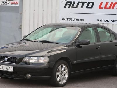 begagnad Volvo S60 2.5T Business 210hk Drag NYBES