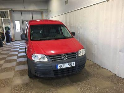 begagnad VW Caddy Skåp -07