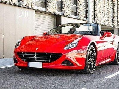 begagnad Ferrari California T 3.9 V8 560HK