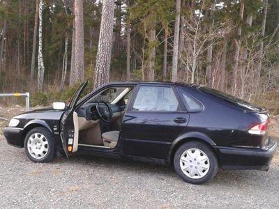 begagnad Saab 9-3 2.0t -99