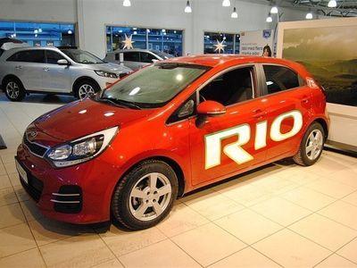 begagnad Kia Rio 1,2 Special Edition DEMO