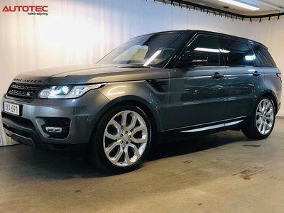 begagnad Land Rover Range Rover Sport 3.0 TDV6 HSE 4WD 258 1.75% Ränta