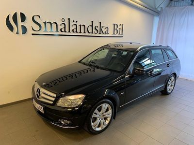 begagnad Mercedes 180 Benz C T CGI BlueEFFICIENCY 5G-Tronic 2010, Personbil 99 000 kr