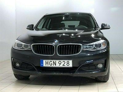 begagnad BMW 320 Gran Turismo d xDrive Sport Line Aut Backkamera