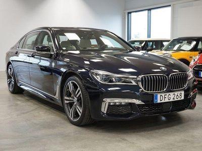 begagnad BMW 740 Le xDrive / M Sport / Laserlight / Ma -19