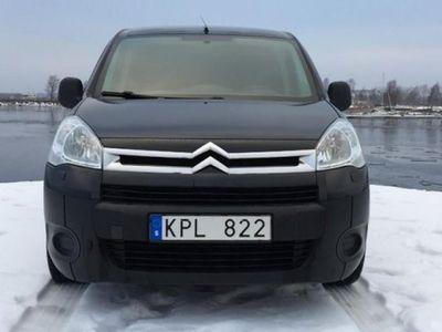 begagnad Citroën Berlingo 1,6 -10