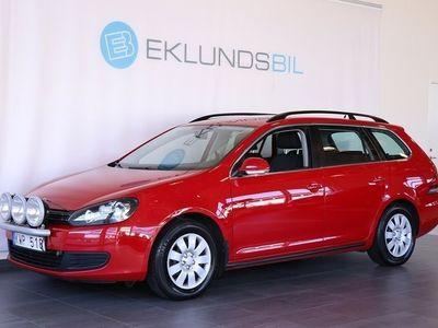 begagnad VW Golf VI 1.6 TDI Variant (105hk)