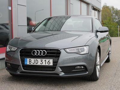 begagnad Audi A5 1.8 TFSI Coupé Sport Edition /5100mil/sportstol/18tum/170hk/