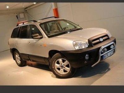 begagnad Hyundai Santa Fe (REP OBJEKT)