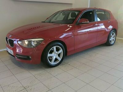 begagnad BMW 118 AUT 2012, Halvkombi Pris 109 000 kr