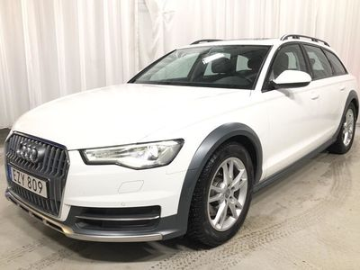 usado Audi A6 Allroad 3.0 TDI quattro (218hk)