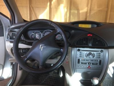 begagnad Citroën C5 2.2 disel 170 hk