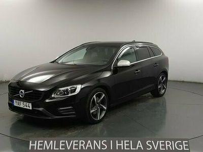 begagnad Volvo V60 D4 AWD (190hk) Momentum, R-Design