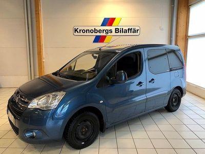 begagnad Citroën Berlingo Multispace 1.6 109hk