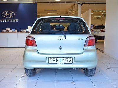 begagnad Toyota Yaris 1.3 5dr SOL 86hk) AC