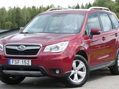 brugt Subaru Forester 2.0i XS CVT M-Värmare V-Hjul