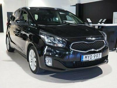 begagnad Kia Carens 1.7 CRDi Auto 7-sits Drag Motorvär 2016, Kombi 169 900 kr