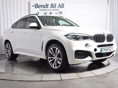begagnad BMW X6 xDrive40d M-Sport / Premium Selection