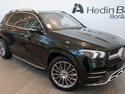 begagnad Mercedes GLE400 // AMG Line // 7-sits // Förarassistentpaket // Premiumpaket plus // Bränslevärmare //