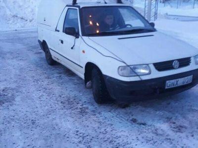 begagnad VW Caddy P-U 1,9 SD