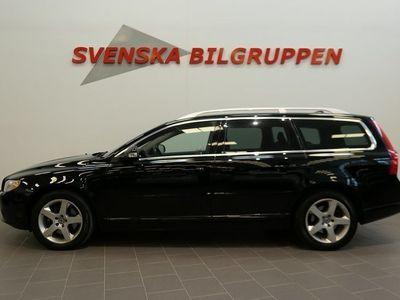begagnad Volvo V70 2.5T FFV DRIVe Summum Läder Drag Pdc