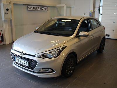 used Hyundai i20 1.2 Euro 6 75hk MOVE
