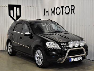 usata Mercedes 350 M-Klass4MATIC 7G-Tronic 272hk