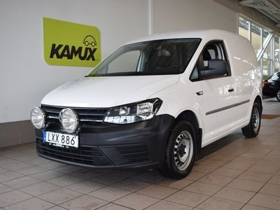 begagnad VW Caddy Panel Van 2.0 TDI Komfort Drag