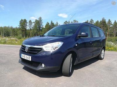begagnad Dacia Lodgy 7-sits Garanti tom September -14