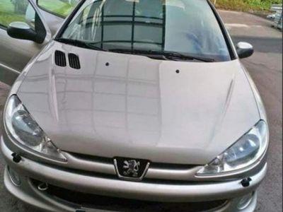 begagnad Peugeot 206 1.4 5D