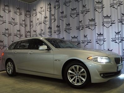 used BMW 520 d Touring Aut Drag PDC 184hk