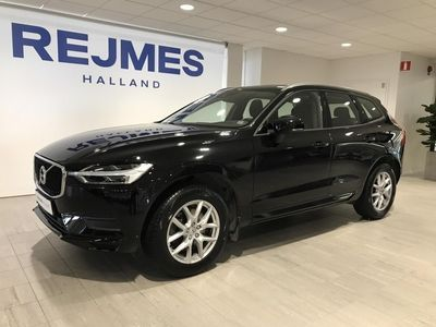 brugt Volvo XC60 T5 AWD Momentum SE -19