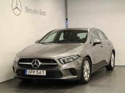 begagnad Mercedes A180 d, Premium, Keyless, Navi