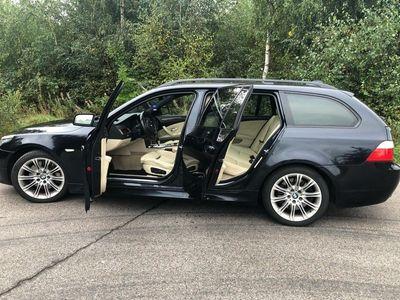 begagnad BMW 535 d Touring M Sport