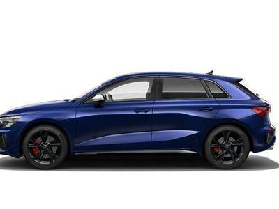 begagnad Audi S3 Sportsback TFSI 310 hk *Nya modellen*