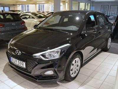 begagnad Hyundai i20 1.25 84 Hk Nordic Edition (Life)