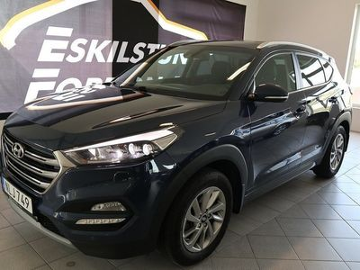 gebraucht Hyundai Tucson 1.6 T-GDI 4WD DCT Euro 6 177hk -17