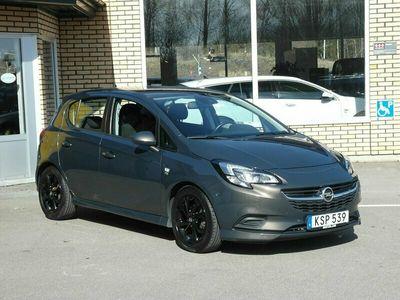 begagnad Opel Corsa Enjoy OPC-Line 1.4 (90hk) Välutrustad