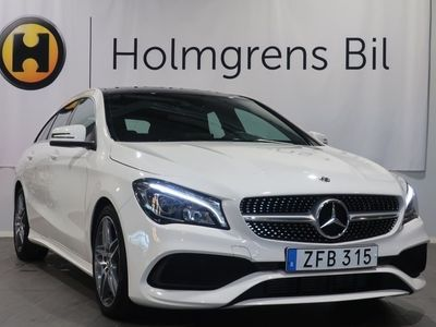 used Mercedes CLA220 SB AMG (177hk)