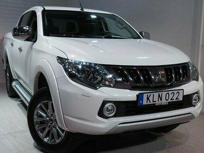begagnad Mitsubishi L200 Dubbelhytt 2.4 4WD Aut Business 2019, Pickup Pris 309 900 kr