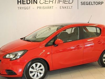 begagnad Opel Corsa 90HK 5D ENJOY PLUS PANORAMA