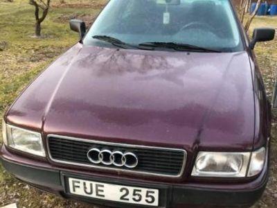 begagnad Audi 80 -94