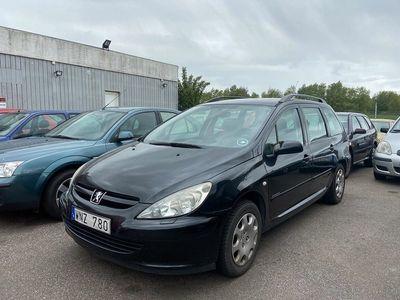 begagnad Peugeot 307 1.6 XR | Eco Kombi | Nyservad