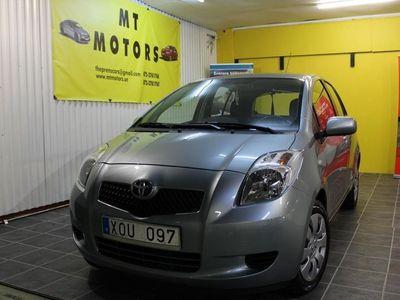 begagnad Toyota Yaris 5-dörrar 1.0 VVT-i 69hk