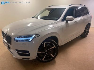 begagnad Volvo XC90 D4 Momentum Advanced Edition 7-sits