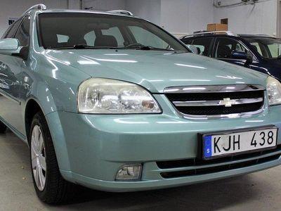 begagnad Chevrolet Nubira Kombi 1.6 109hk Lågmil
