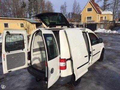 second-hand VW Caddy Panel Van 2.0 TDI Comfort, Vinter 140hk
