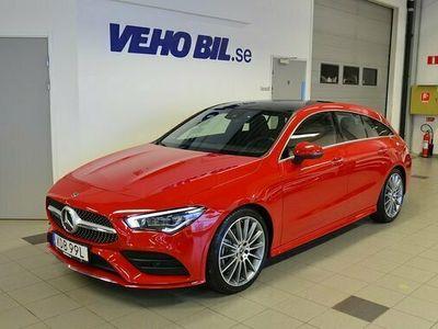 begagnad Mercedes 200 CLA BenzSB Premiumpaket Plus Amg Line 2020, Sportkupé Pris 369 000 kr